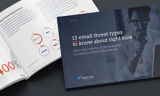 今すぐ知る必要がある13タイプのメール攻撃 のページ写真 3