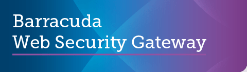 Barracuda Web Security Gateway 15.0.0.009 GAリリース のページ写真 1