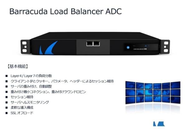 Load Balancer ADC 関連資料請求 のページ写真 1