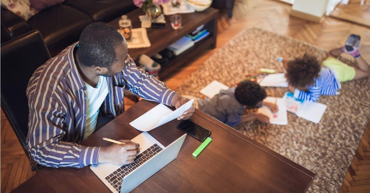 セキュリティトレーニングを在宅勤務の優先事項にする必要がある のページ写真 1