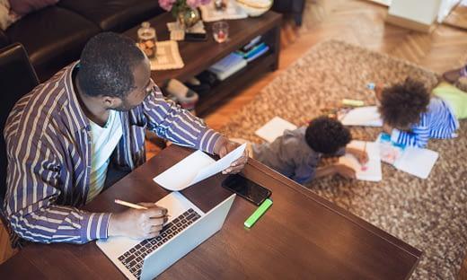 セキュリティトレーニングを在宅勤務の優先事項にする必要がある のページ写真 6