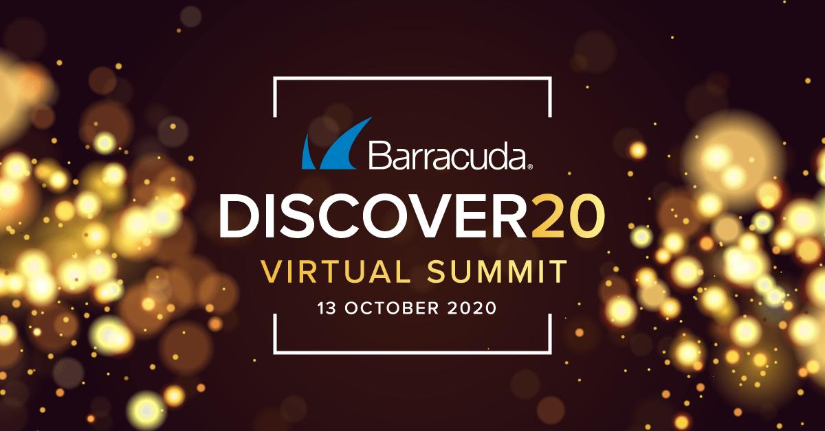 Barracuda Discover20の紹介 のページ写真 1