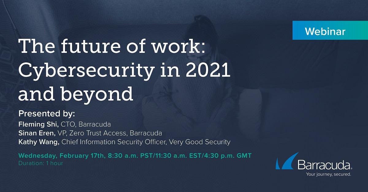 分析結果と予測: セキュリティ、および業務の「ニュー・ノーマル」 のページ写真 2