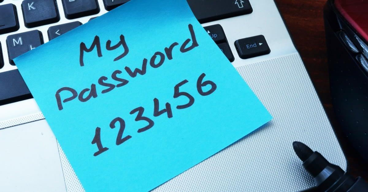 パスワードの安全性について話し続ける理由 のページ写真 1