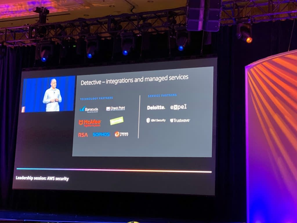 AWS re:Invent 2019: ニュース、統合、その他 のページ写真 2
