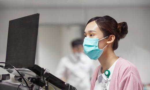 医療業界でインターネットに接続するデバイスを保護する のページ写真 5
