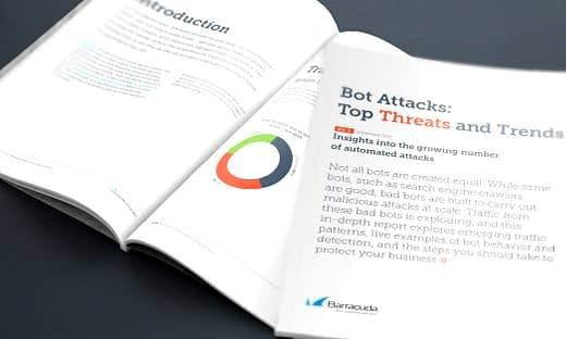 レポート: 増え続ける自動化された攻撃に関する洞察 のページ写真 7
