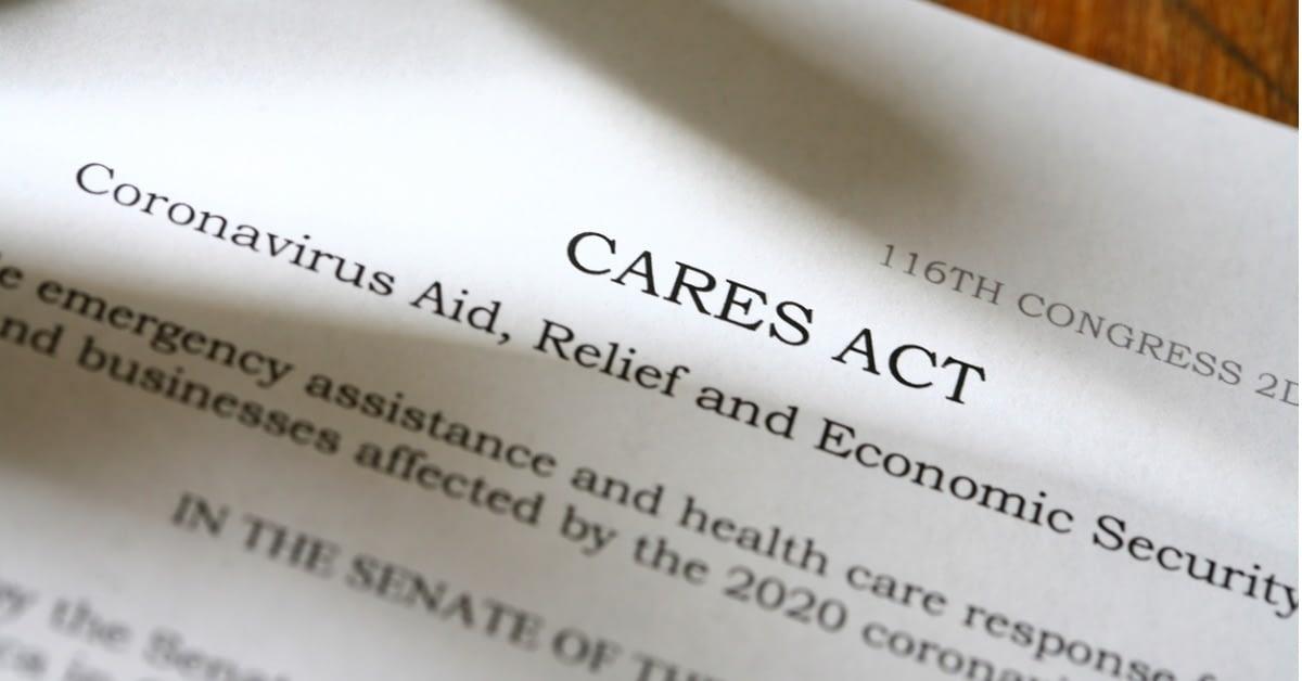 米国CARES Actの助成金でテクノロジを購入する場合に考慮する点 のページ写真 1