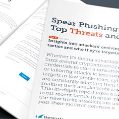 スピアフィッシングレポート:進化する攻撃者の戦術とターゲット のページ写真 3