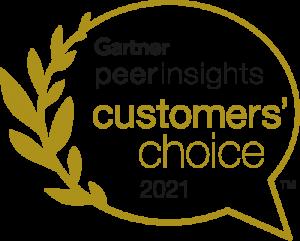 バラクーダがガートナーの2021年のPeer InsightsでメールセキュリティのCustomers' Choiceとして評価 のページ写真 2