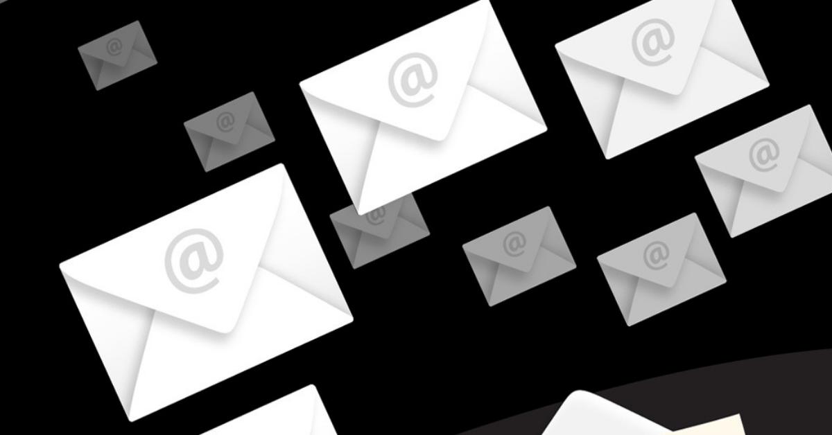 メール攻撃のタイプ: スパム のページ写真 1