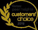 バラクーダがガートナーの2019年のPeer InsightsでメールセキュリティのCustomers' Choiceとして評価 のページ写真 2