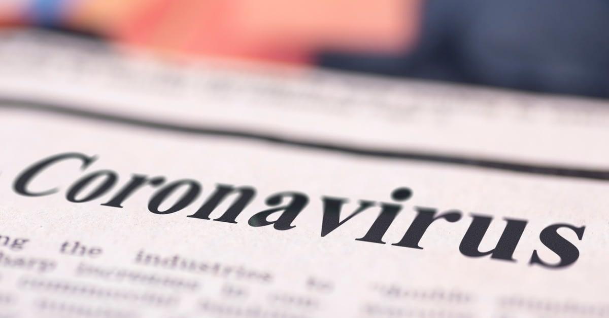 バラクーダが注目する脅威: コロナウィルス(COVID-19)関連のフィッシング(メールセキュリティ) のページ写真 1