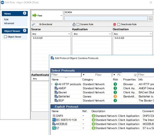 Barracuda CloudGen Firewallを使ってSCADAの通信制御を実施する のページ写真 8