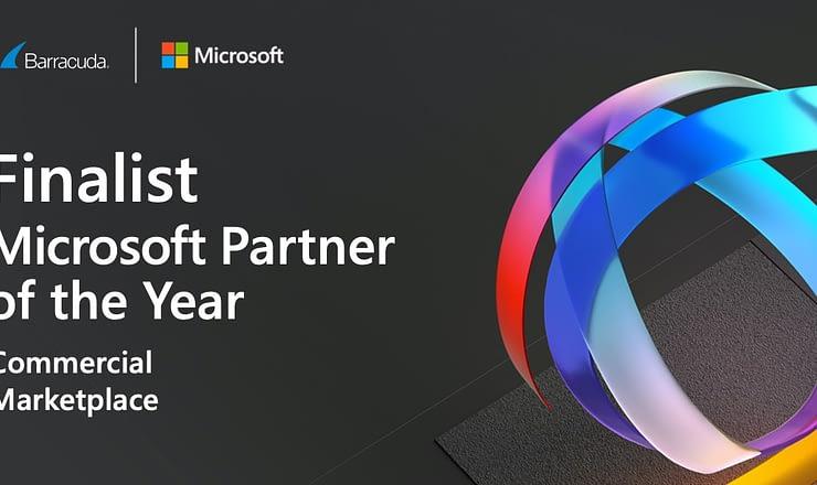バラクーダが2020 Microsoft Partner of the Year AwardsのCommercial Marketplace部門のファイナリストにノミネート のページ写真 4